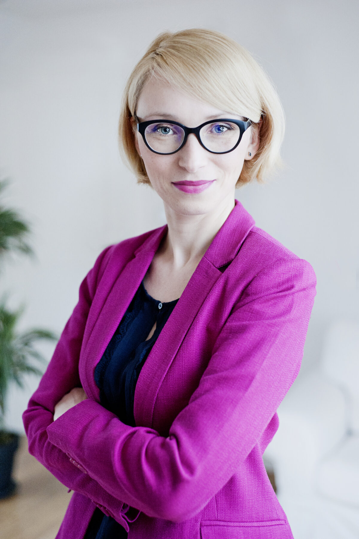 Agata Lewkowska owner of qualitywise.pl